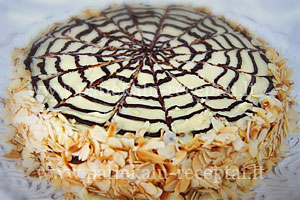 Vengriskas tortas Esterchazy