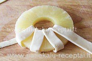 ananasiniai pyrageliai 1