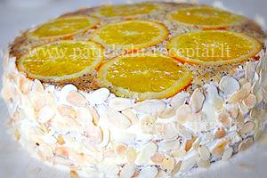 apelsininis tortas su aguonomis 2