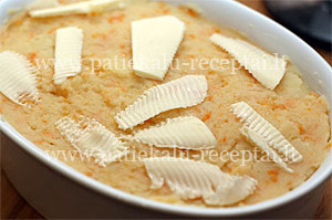 bulviu apkepas su vistiena ir spinatais 1