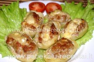 farsu idarytos bulves