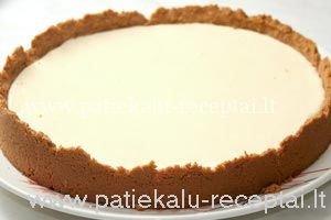 greitas pyragas su kondensuotu pienu 2