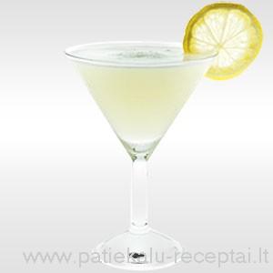 kokteilis baltoji ledi white