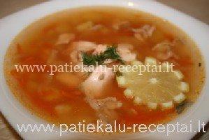 lasisos sriuba