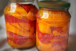 marinuota paprika
