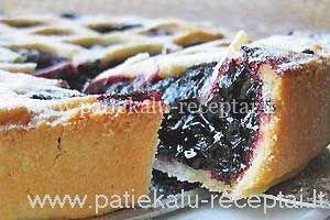 melyniu pyragas