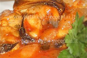 midijos pomidoru padaze