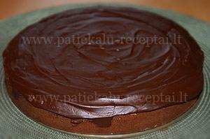 olandiskas sokoladinis pyragas 1