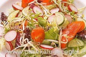 pavasarines salotos