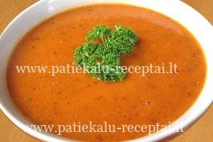 pomidoru pupeliu sriuba