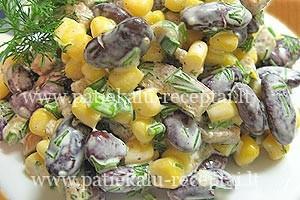 pupeliu kukuruzu salotos