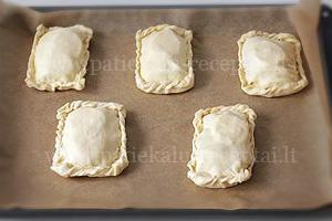 pyrageliai su lasisa grybais ir ryziais 2