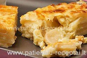 sveicariskas obuoliu pyragas