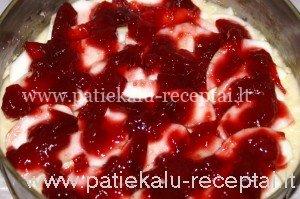 trupininis pyragas 3