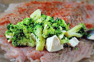 vistienos suktinukai su brokoliais ir padazu 1